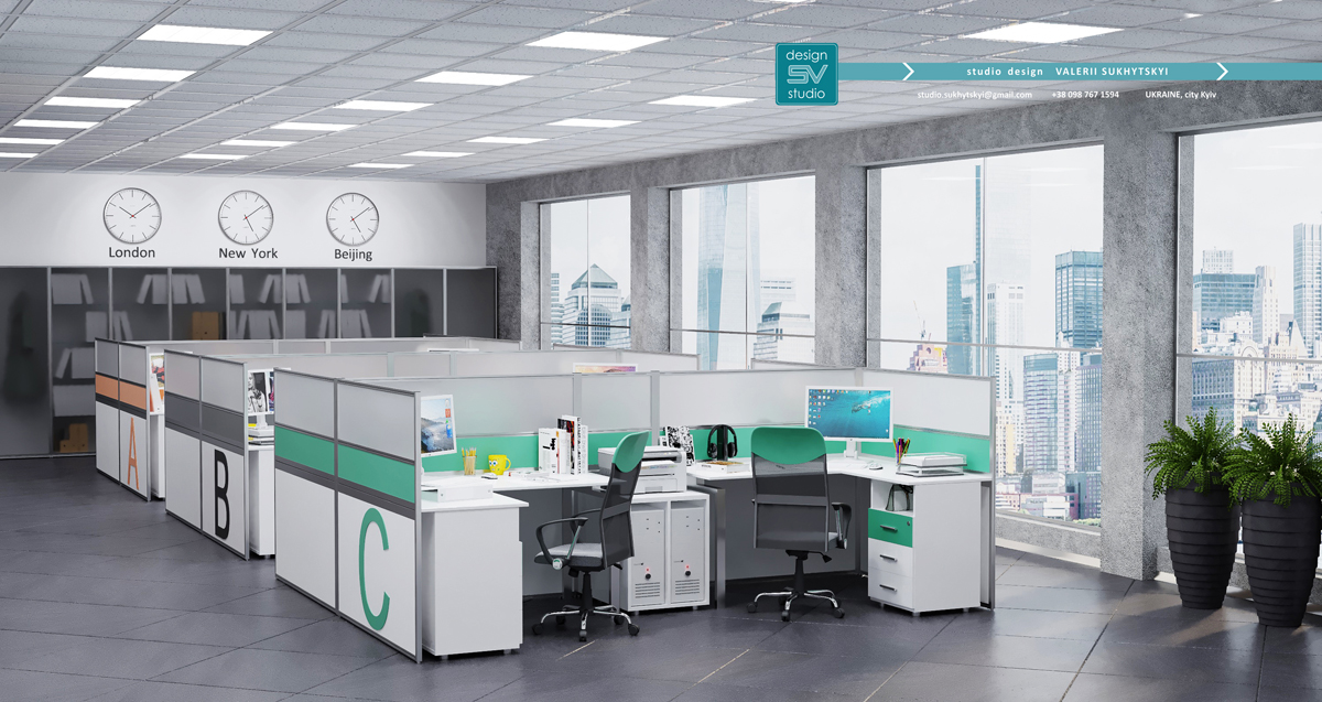 A brief overview of the Ukrainian office furniture market 2000-2019.